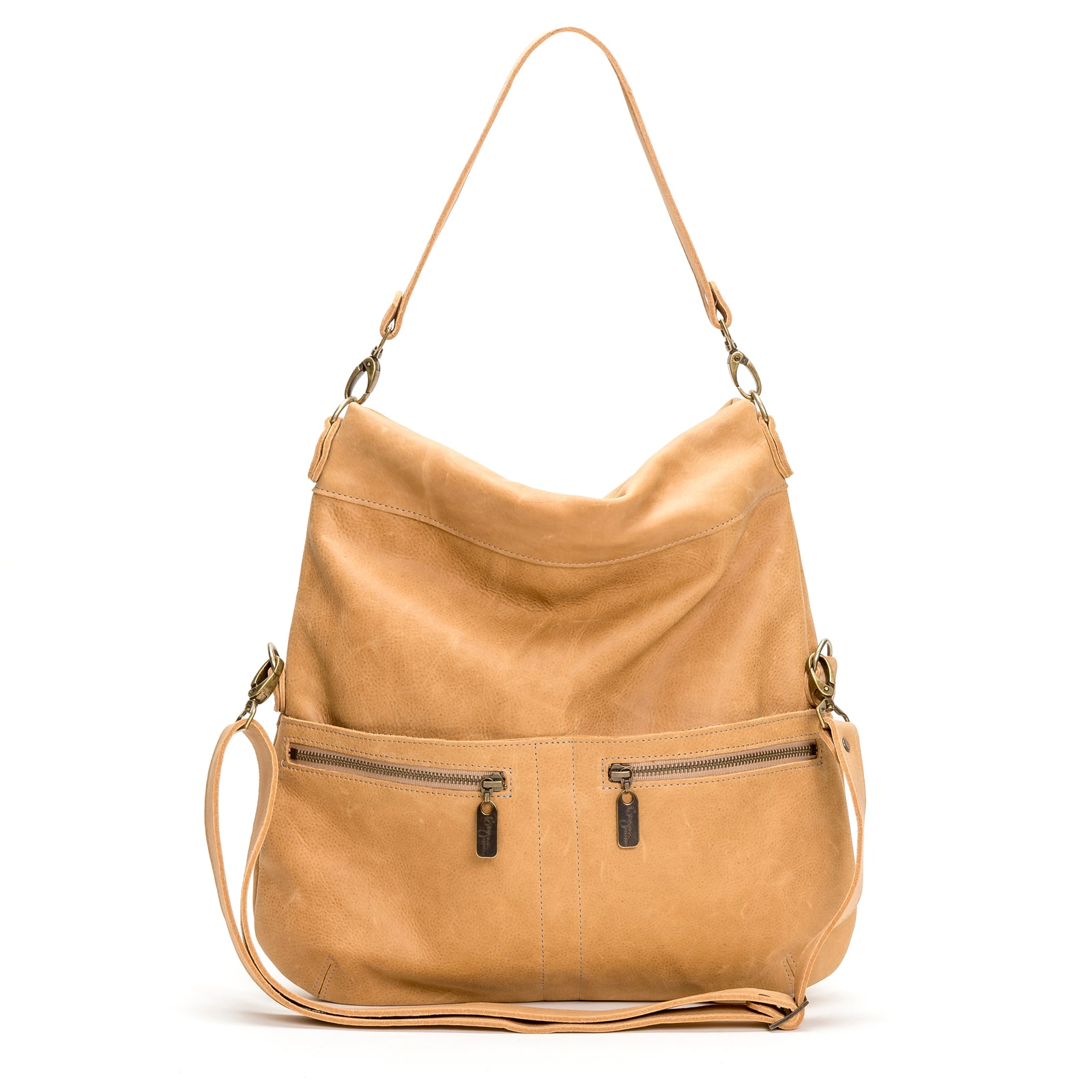 Lauren Crossbody - Gold Dust - Brynn Capella, Large Crossbody