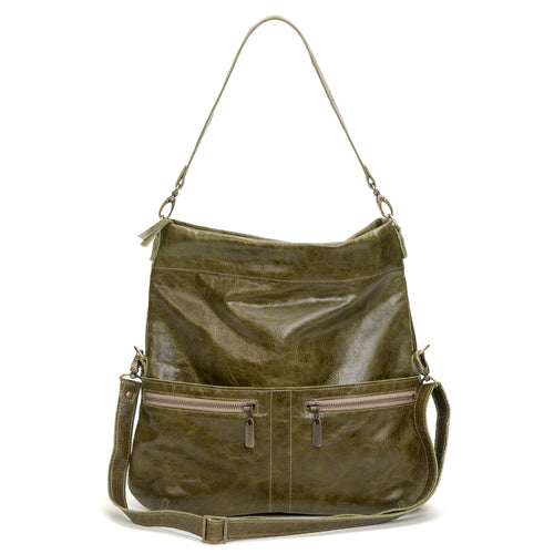 Lauren Crossbody - Happy Trails - Brynn Capella, Large Crossbody
