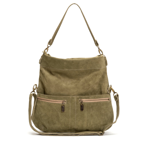 Lauren Crossbody - Greenwich - Brynn Capella, Large Crossbody