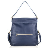 Lauren Crossbody - Indigo Sky - Brynn Capella, Large Crossbody