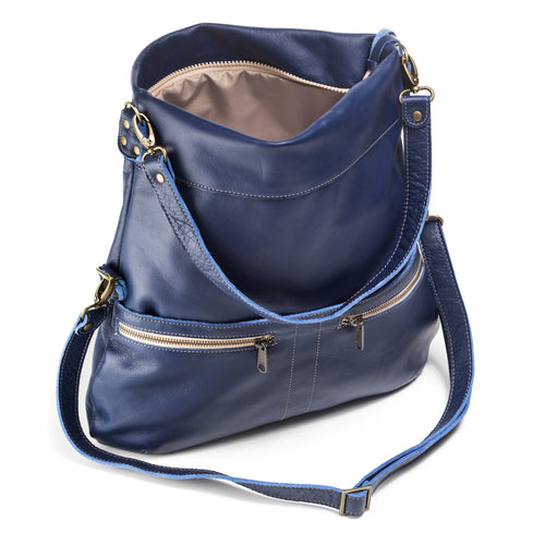 Lauren Crossbody - Indigo Sky