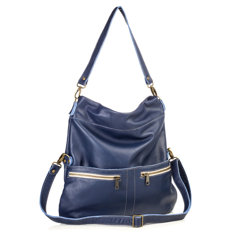 Mini-Lauren Crossbody - Blue Lagoon