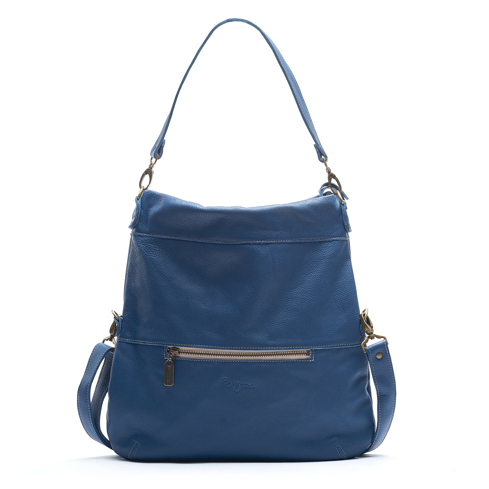 Lauren Crossbody - Moorea Bay - Brynn Capella, Large Crossbody