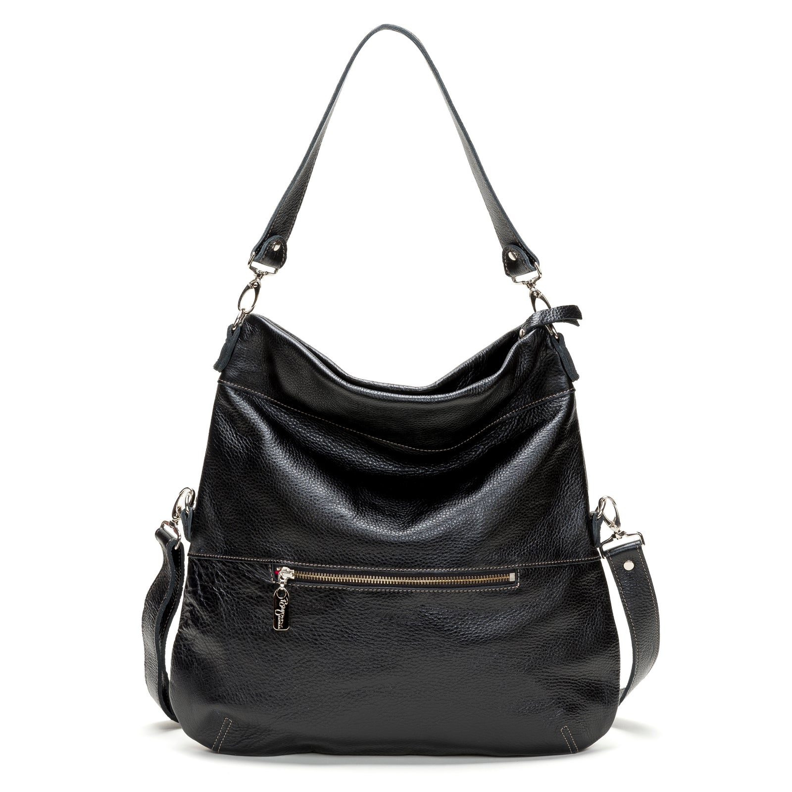 Lauren Crossbody - Noche - Brynn Capella, Large Crossbody