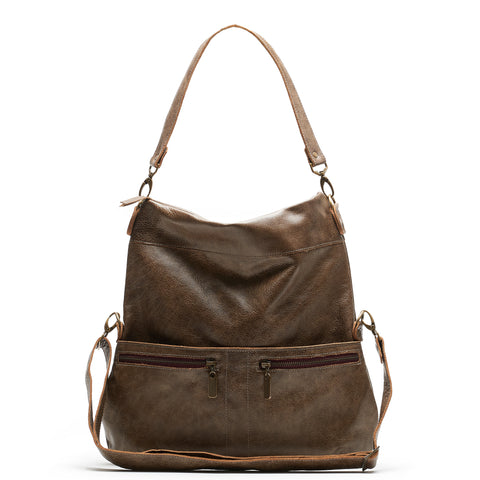 Mini-Lauren Crossbody - Rosewood