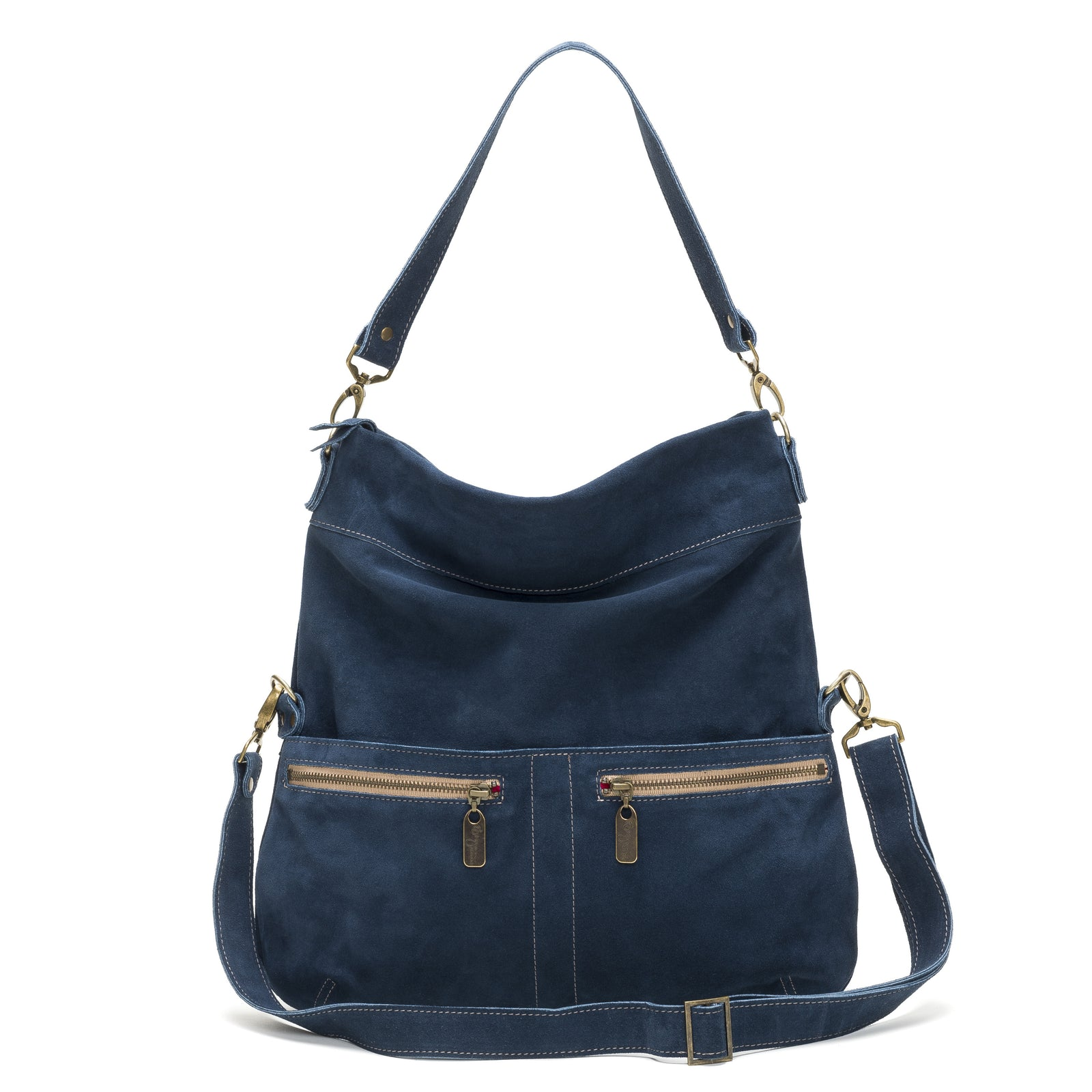 Lauren Crossbody - Pacific - Brynn Capella, Large Crossbody