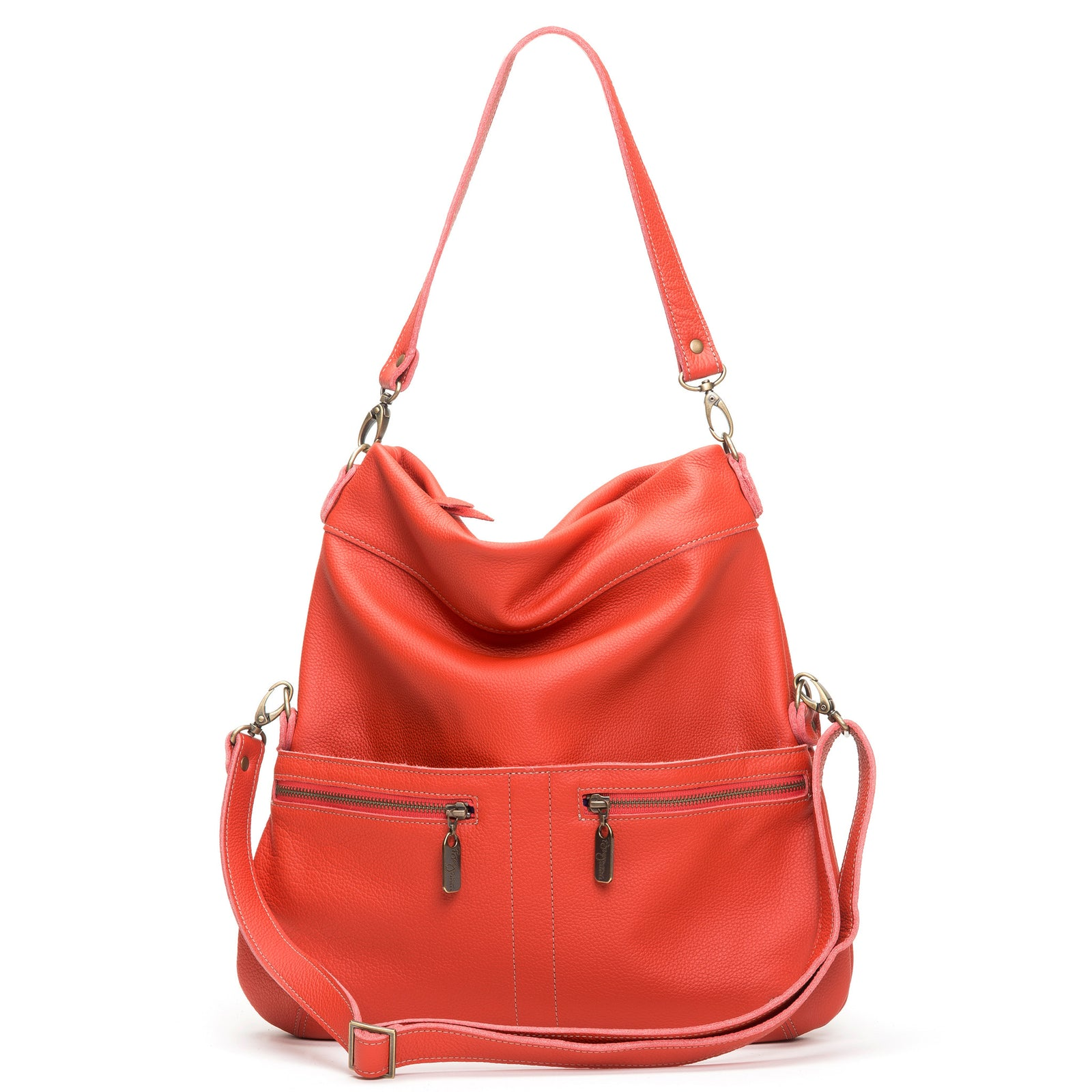 Lauren Crossbody - Lobster Tail