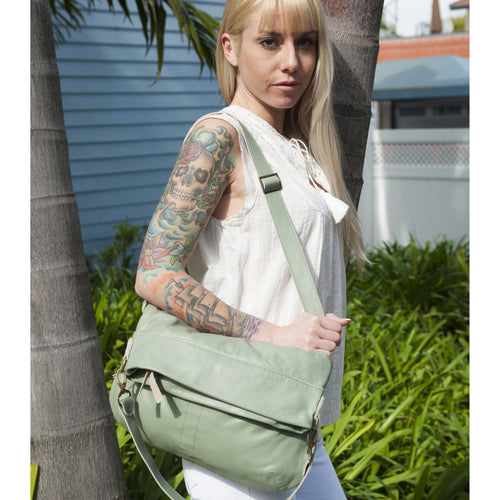 Lauren Crossbody - Sea Breeze