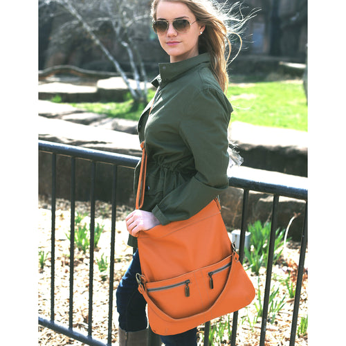 Lauren Crossbody - Toucan