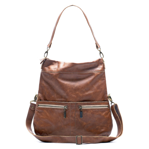 Lauren Crossbody - Rosewood