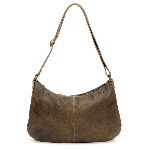 Mini-Pamela Crossbody Hobo - Woodstock
