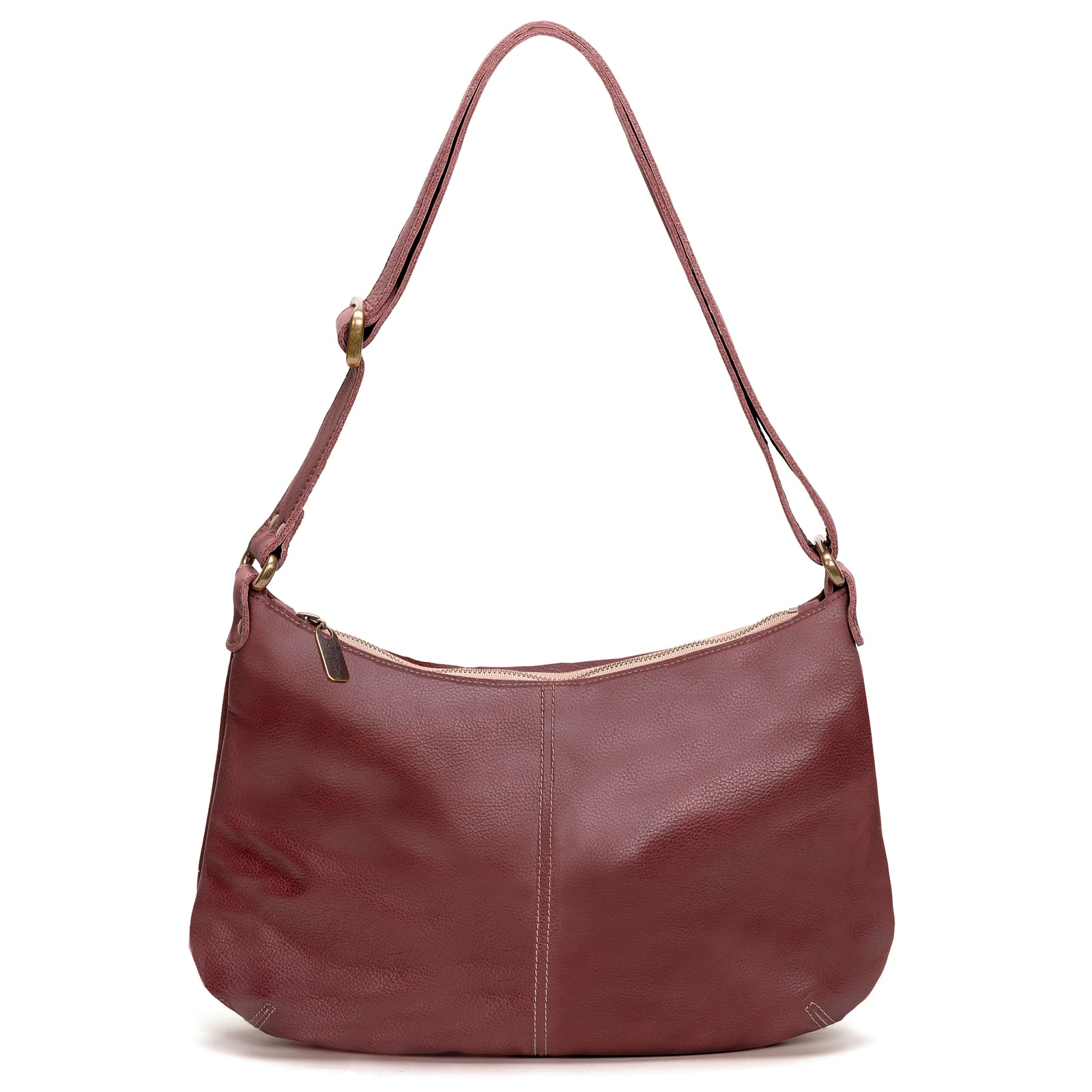 Mini Pamela Crossbody Hobo - Free Love - Brynn Capella, Hobo