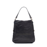 Mini-Lauren Crossbody - Black Sand