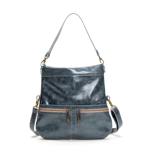 Mini-Lauren Crossbody - Indigo Sky
