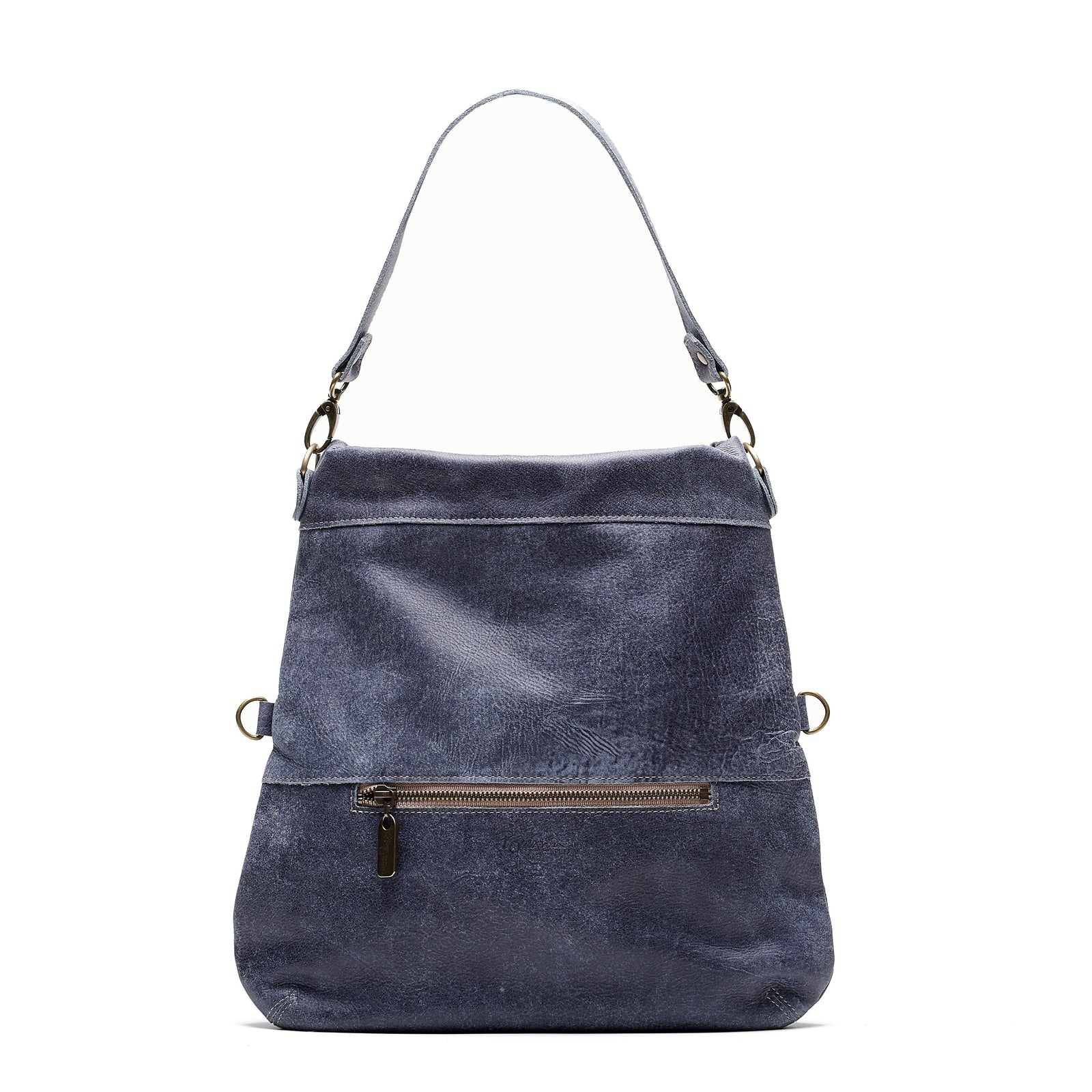 Mini-Lauren Crossbody - Bluebell - Brynn Capella, Medium Crossbody