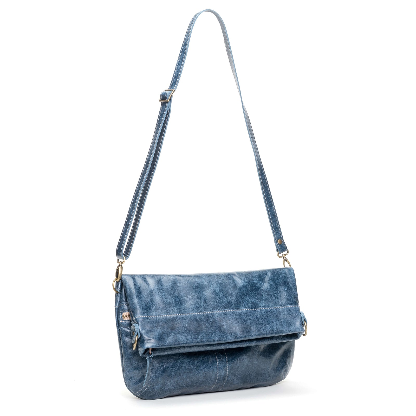 Mini-Lauren Crossbody - Cape Cod - Brynn Capella, Medium Crossbody