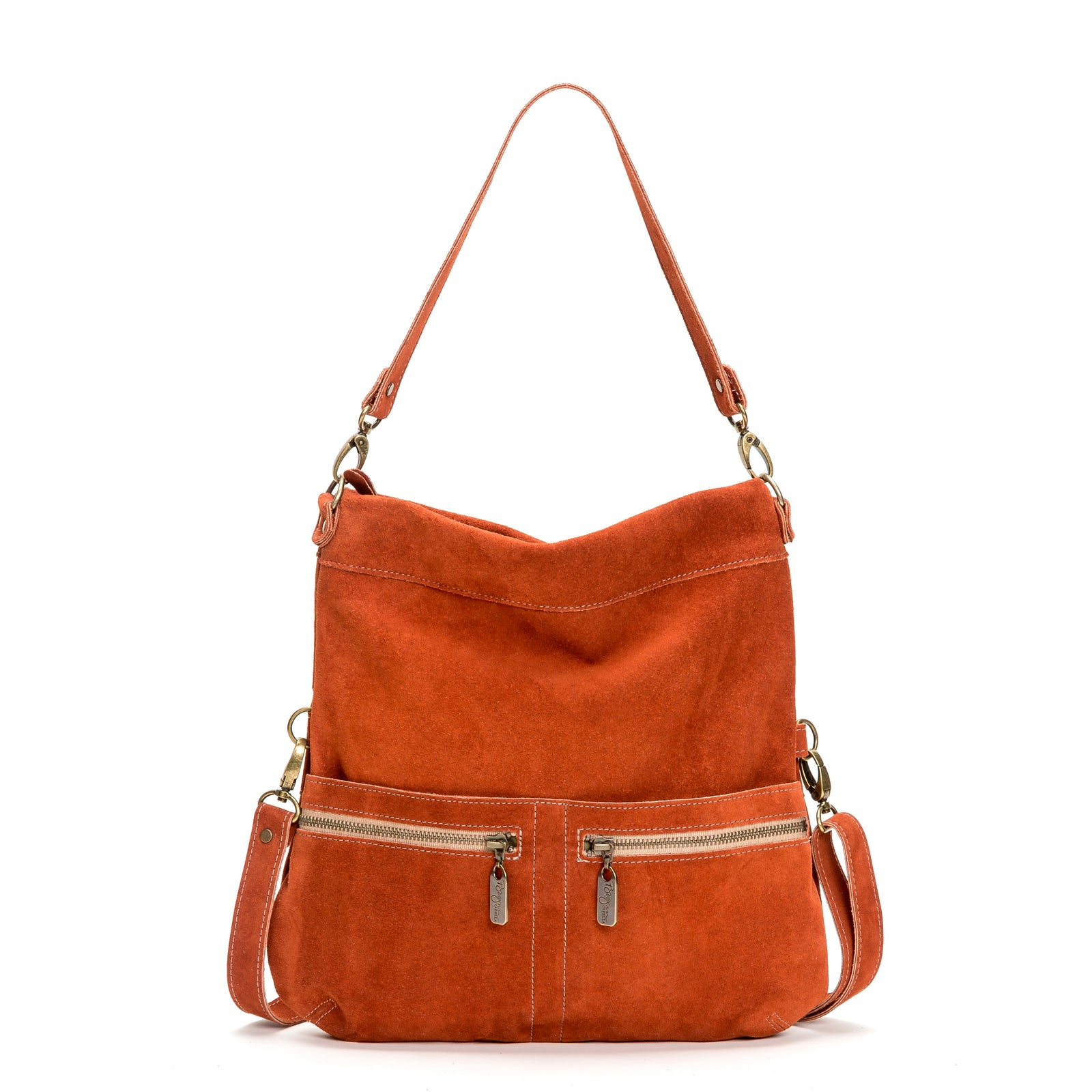 Mini-Lauren Crossbody - Cinnamon