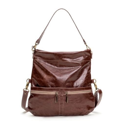 Mini-Lauren Crossbody - Darkhorse - Brynn Capella, Medium Crossbody