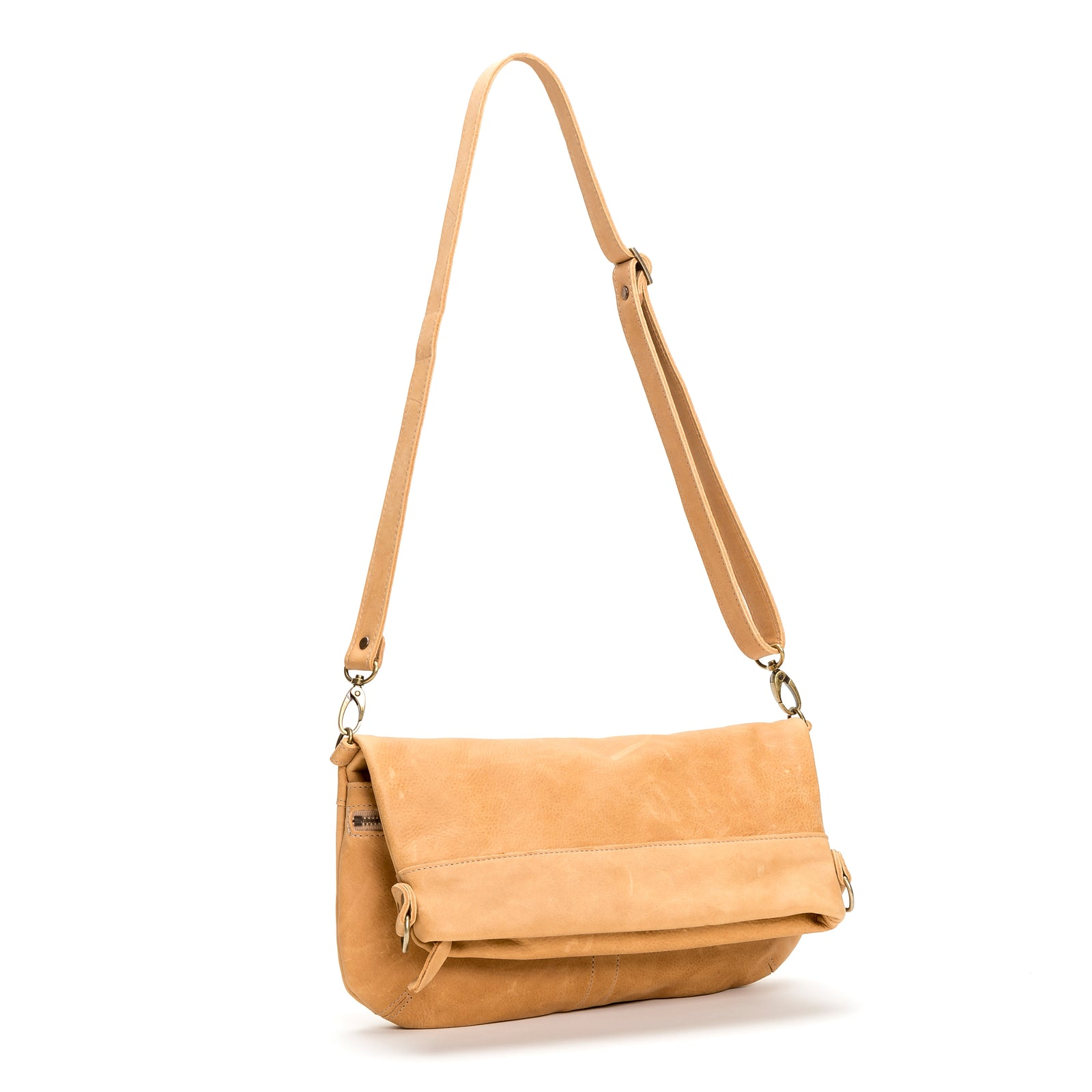 Mini-Lauren Crossbody - Gold Dust - Brynn Capella, Medium Crossbody