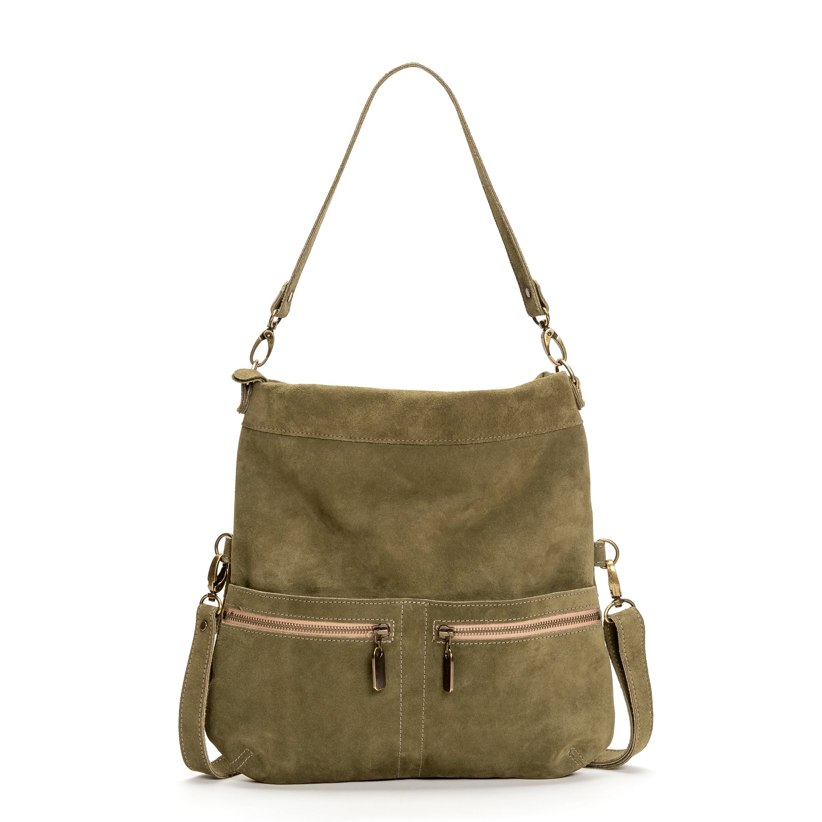 Mini-Lauren Crossbody - Greenwich - Brynn Capella, Medium Crossbody