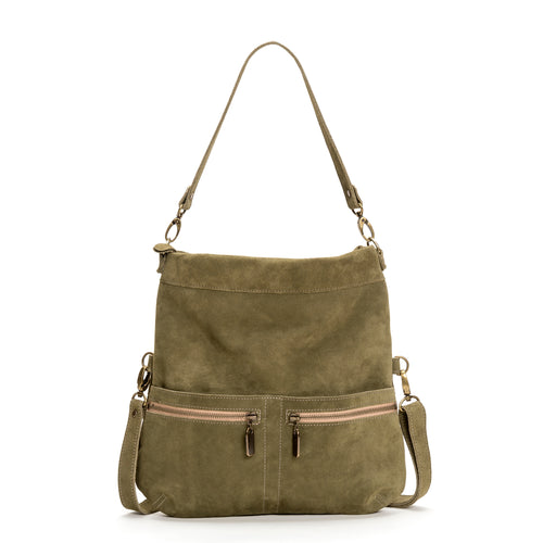 Mini-Lauren Crossbody - Greenwich
