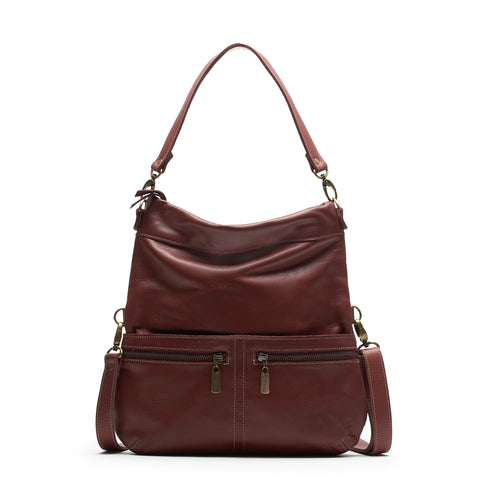 Mini-Lauren Crossbody - Olive Branch