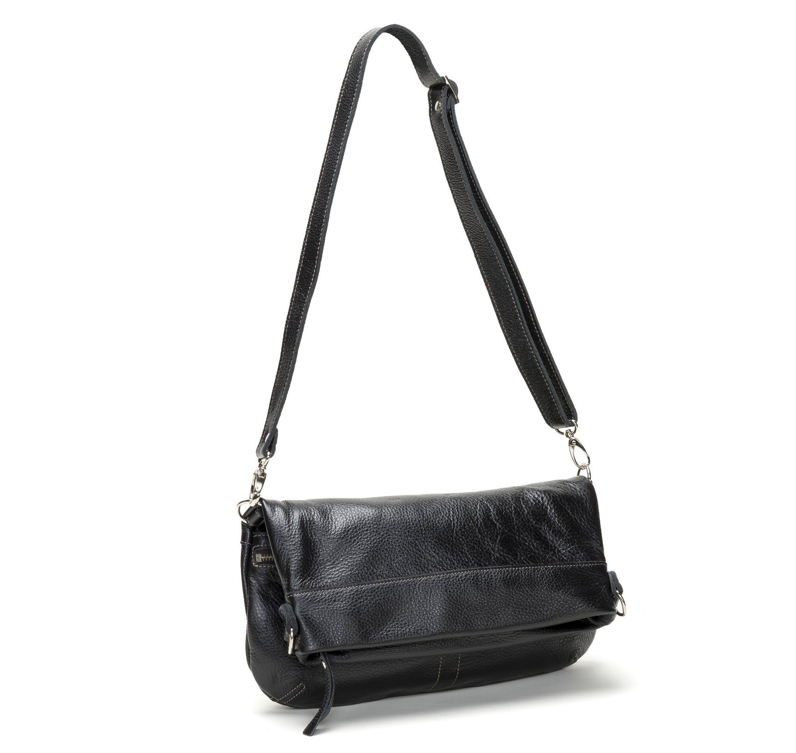 Mini-Lauren Crossbody - Noche - Brynn Capella, Medium Crossbody