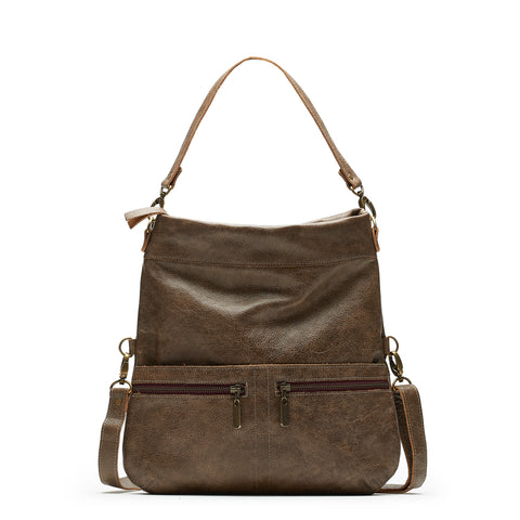 Mini-Lauren Crossbody - Golden Sand