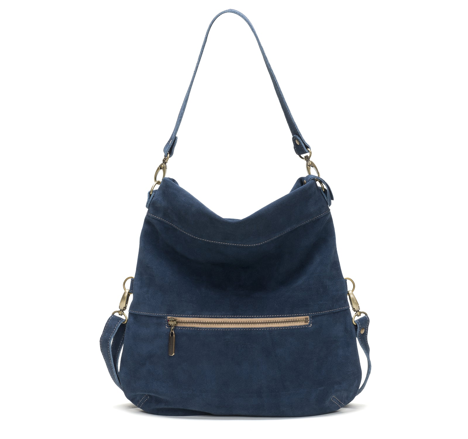 Mini-Lauren Crossbody - Pacific - Brynn Capella, Medium Crossbody