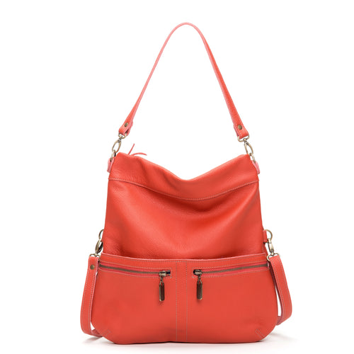 Mini-Lauren Crossbody - Lobster Tail