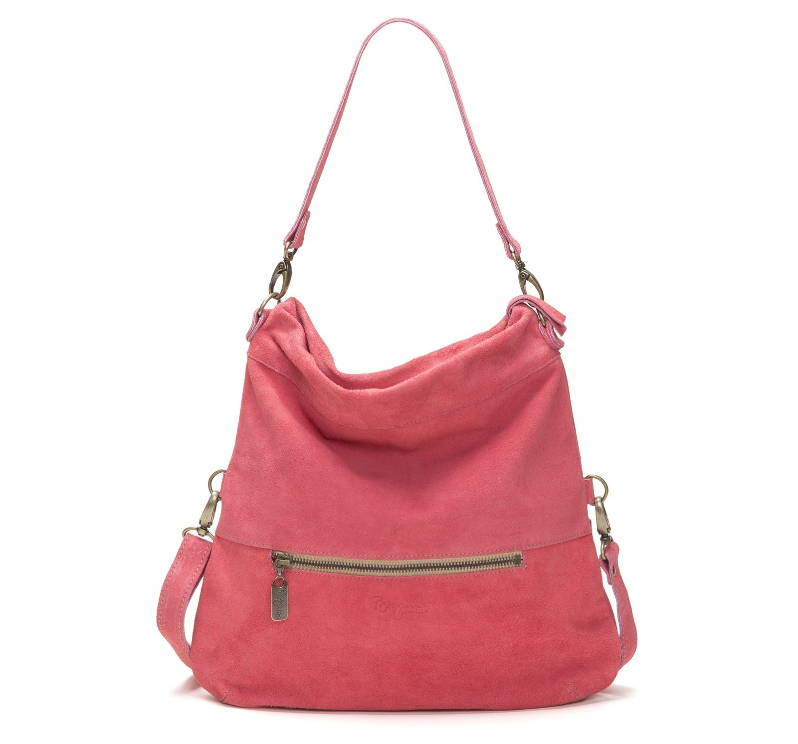 Mini-Lauren Crossbody - Watermelon - Brynn Capella, Medium Crossbody