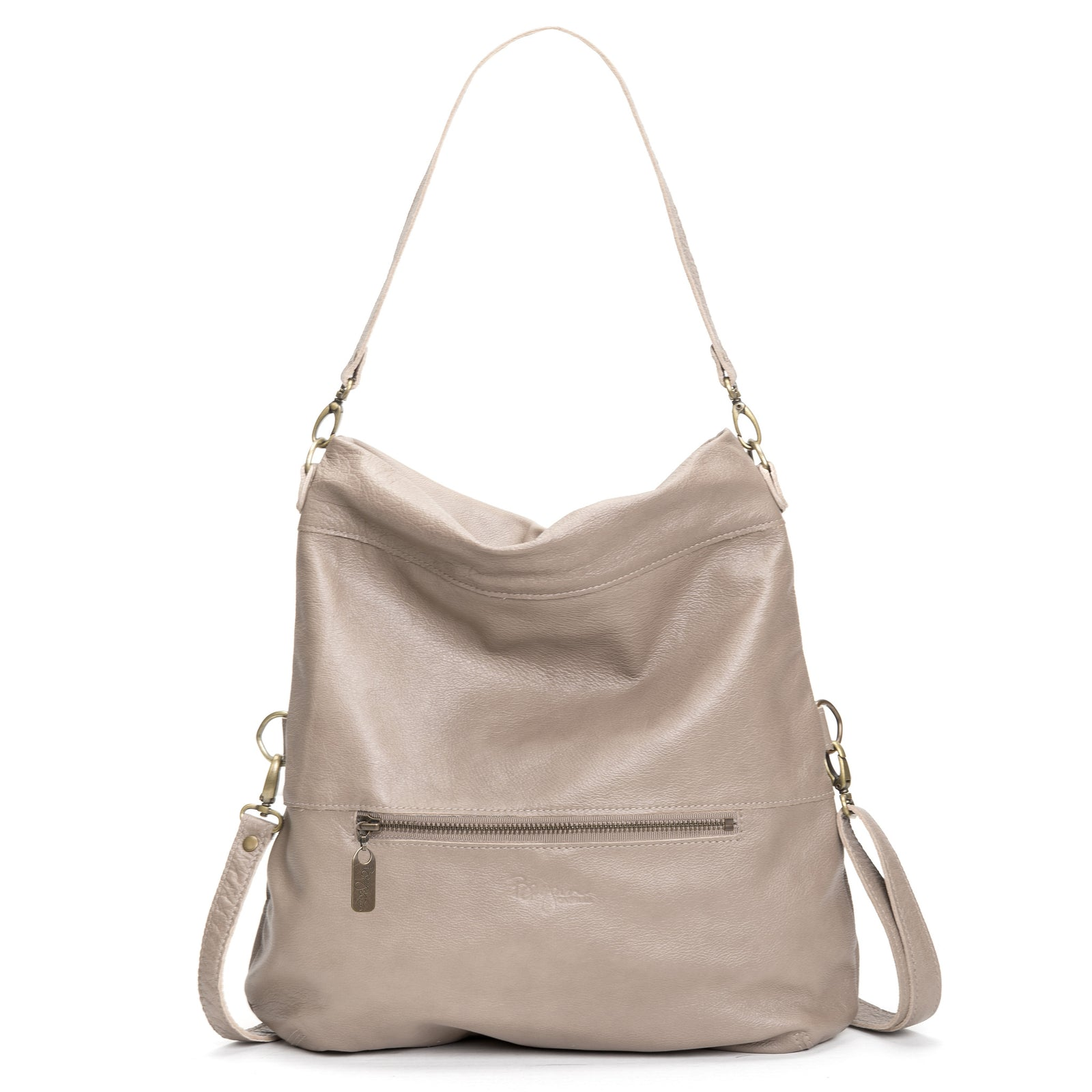 Mini-Lauren Crossbody - Sahara - Brynn Capella, Medium Crossbody