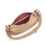 Mini Pamela Crossbody Hobo - Fawn - Brynn Capella, Hobo