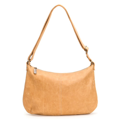 Mini Pamela Crossbody Hobo - Gold Dust