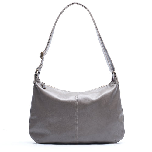 Mini Pamela Crossbody Hobo - Stone Temple