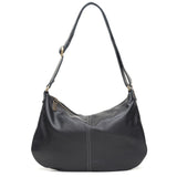 Mini Pamela Crossbody Hobo - Caviar