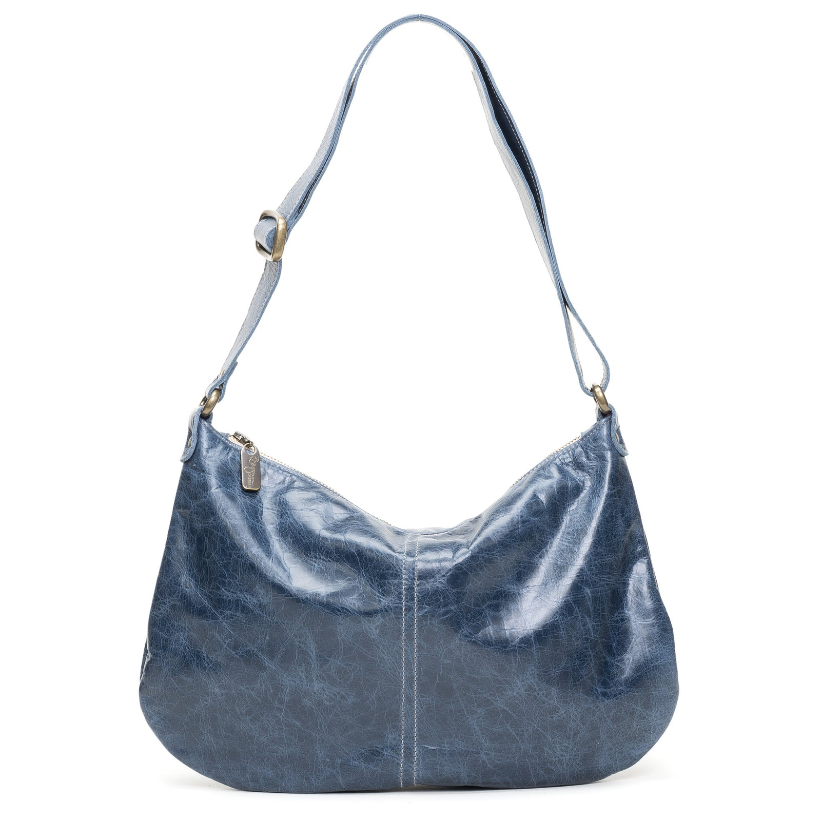 Mini Pamela Crossbody Hobo - Cape Cod - Brynn Capella, Hobo
