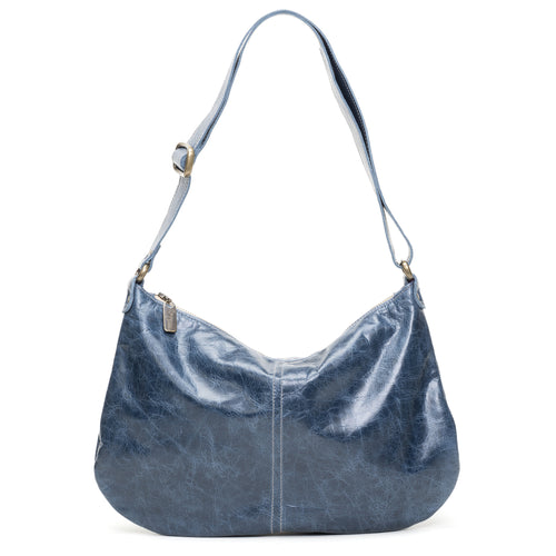 Mini-Pamela Crossbody Hobo - Cape Cod
