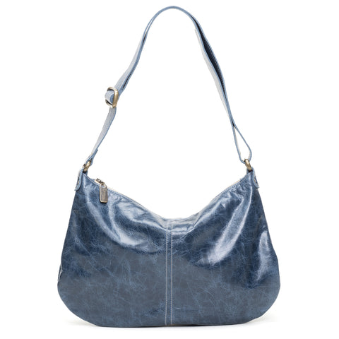 Mini-Lauren Crossbody - Blue Bayou