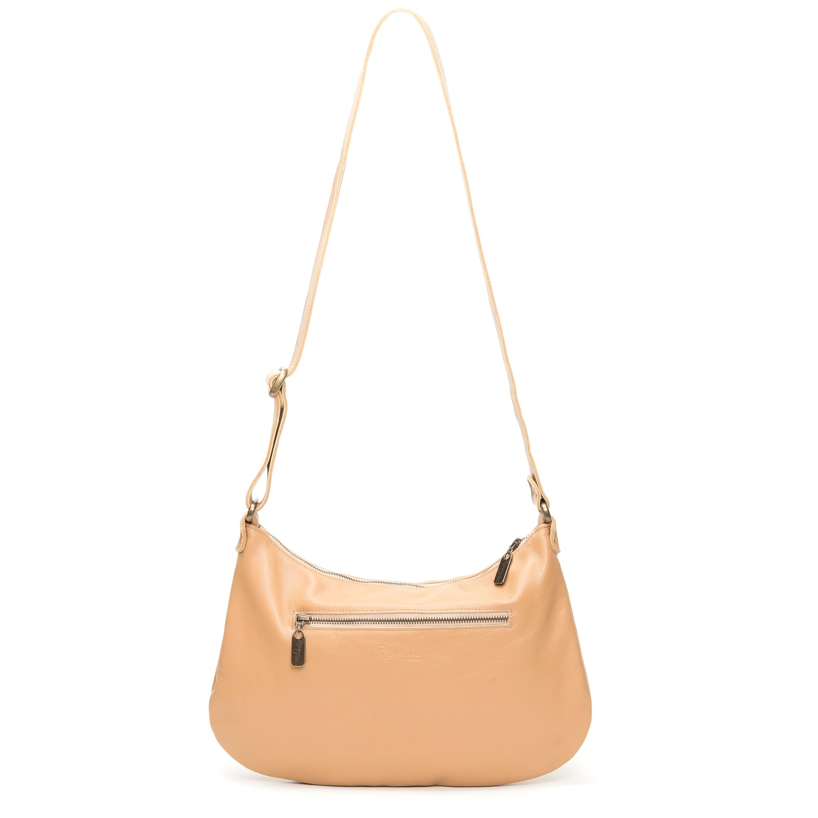 Mini Pamela Crossbody Hobo - Sand Dunes - Brynn Capella, Hobo