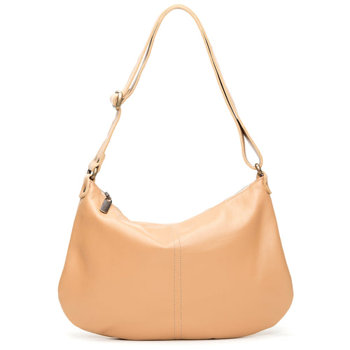 Mini Pamela Crossbody Hobo - Sand Dunes