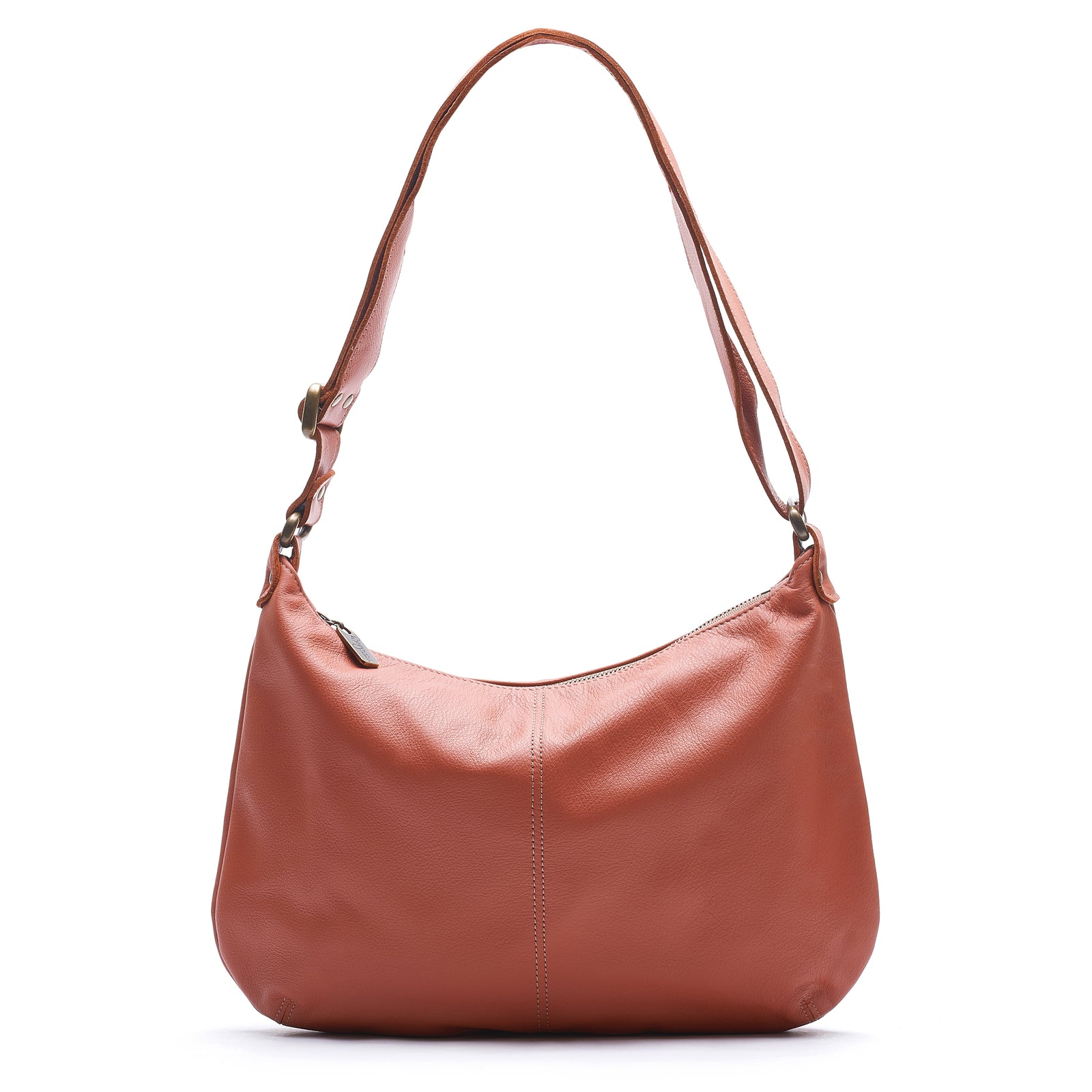 Mini Pamela Crossbody Hobo - Mai Tai - Brynn Capella, Hobo
