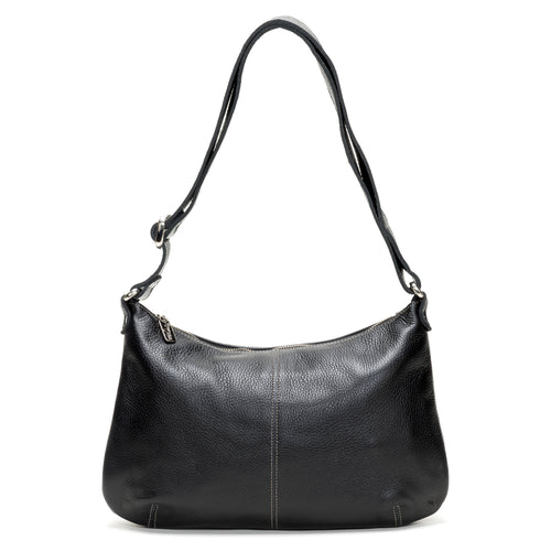 Mini Pamela Crossbody Hobo - Noche