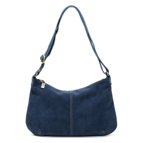 Mini Pamela Crossbody Hobo - Pacific - Brynn Capella, Hobo