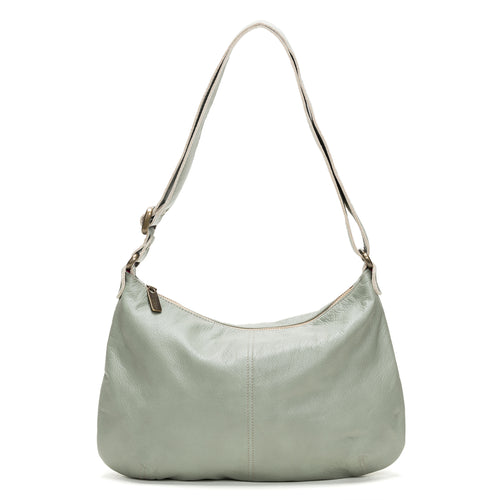 Mini Pamela Crossbody Hobo - Sea Breeze
