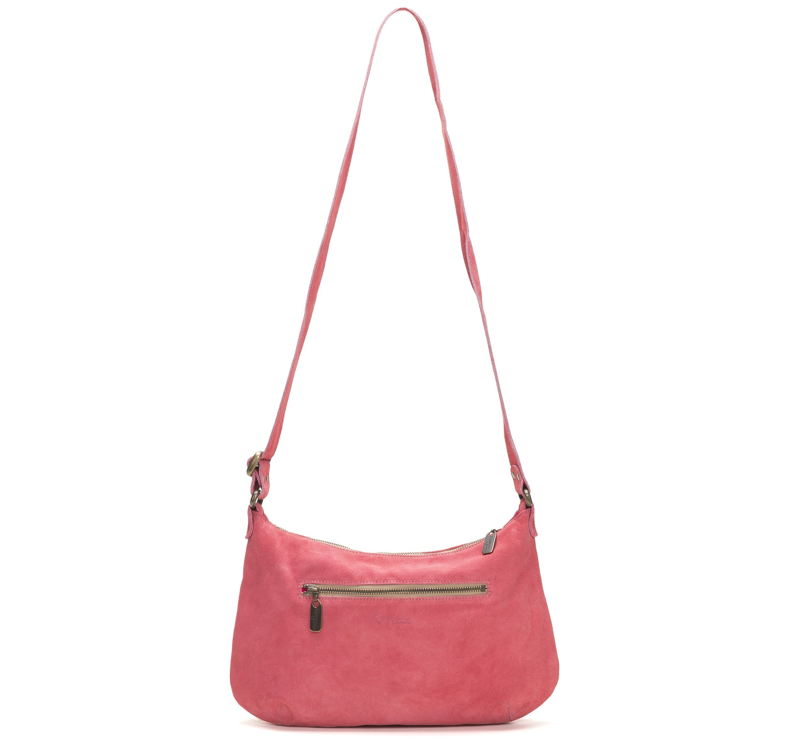 Mini Pamela Crossbody Hobo - Watermelon - Brynn Capella, Hobo