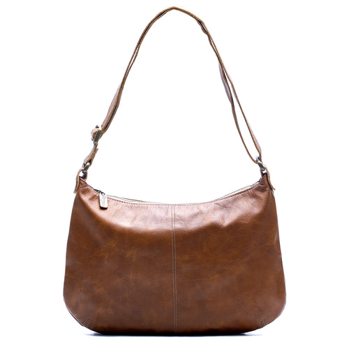 Mini Pamela Crossbody Hobo - Wooden Tiki - Brynn Capella, Hobo