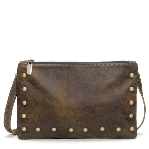 Nikki Clutch/Crossbody - Woodstock - Brynn Capella, Small Crossbody