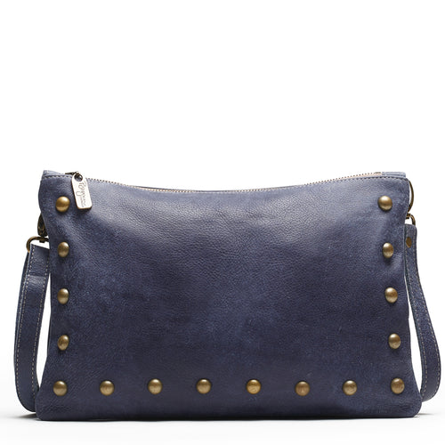 Nikki Clutch/Crossbody - Bluebell - Brynn Capella, Small Crossbody