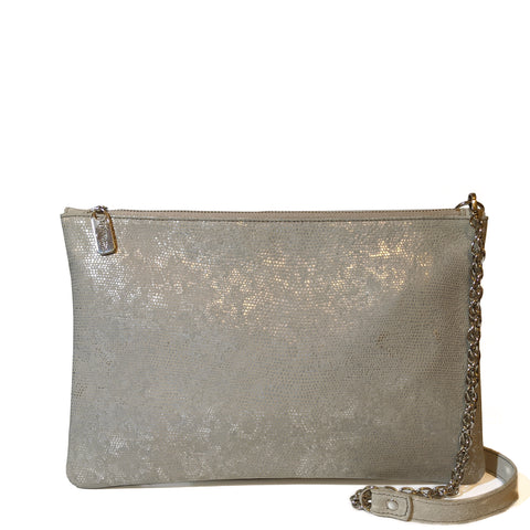 Nikki Clutch/Crossbody - Lobster Tail